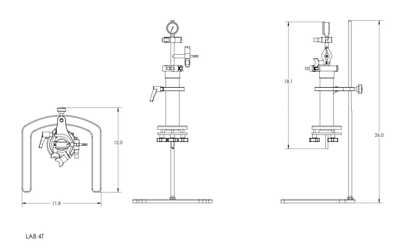 4t Series Lab Filter