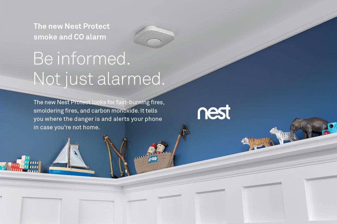 Nest Protect CO & Smoke Alarm