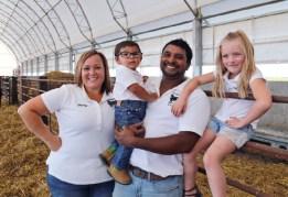 Wichmann Farms Family