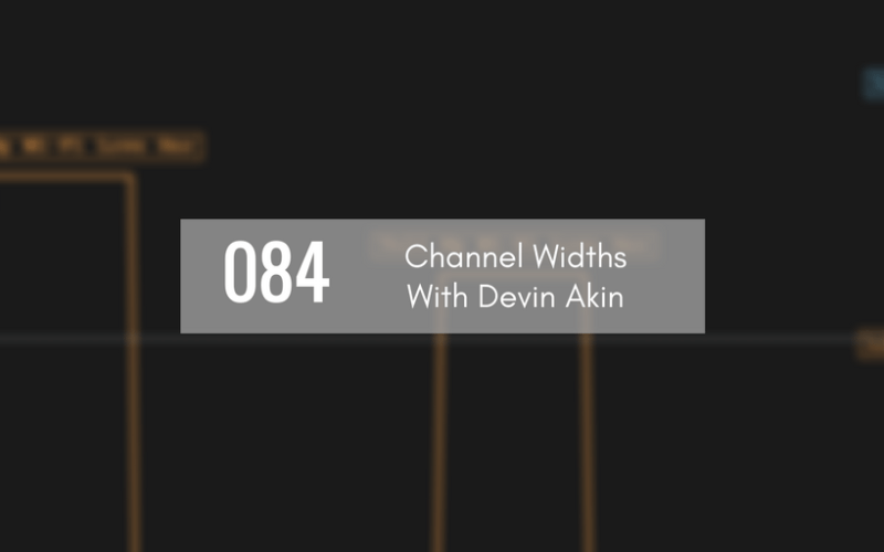 Image of channel widths