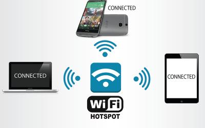 Public Wi-Fi Hotspots