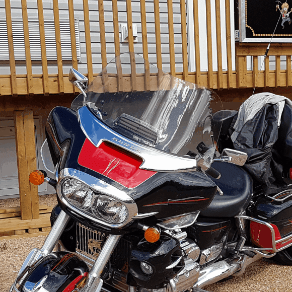 Honda Valkyrie Interstate Shields
