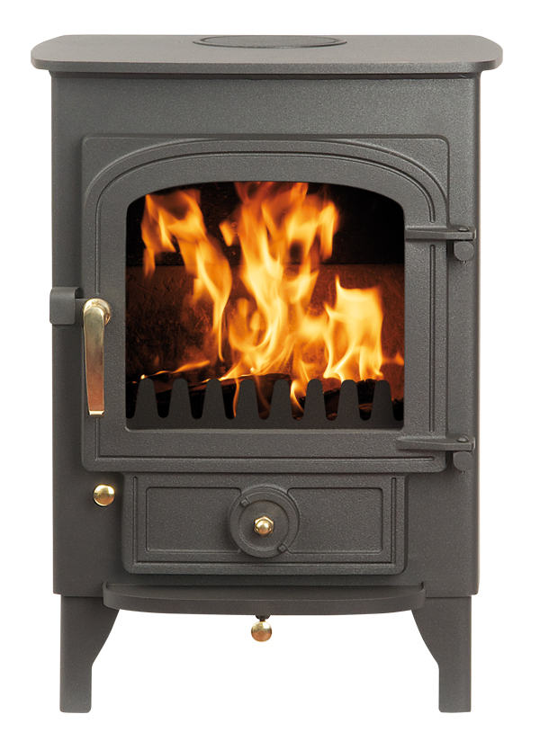 Clearview Pioneer In Cornish Fireplace