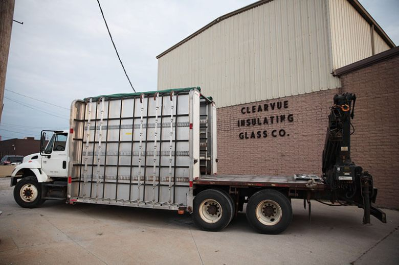 Insulating Glass Delivery