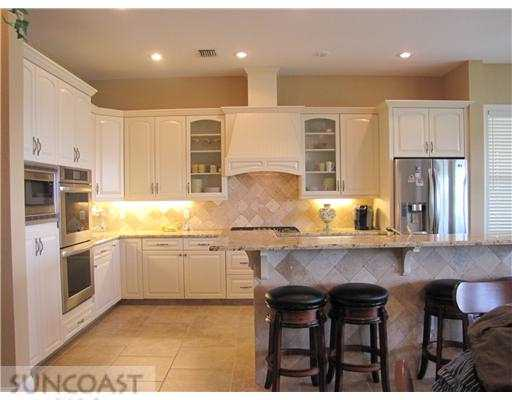 Redington Shores FL Home for Sale with Updated Gourmet Kitchen