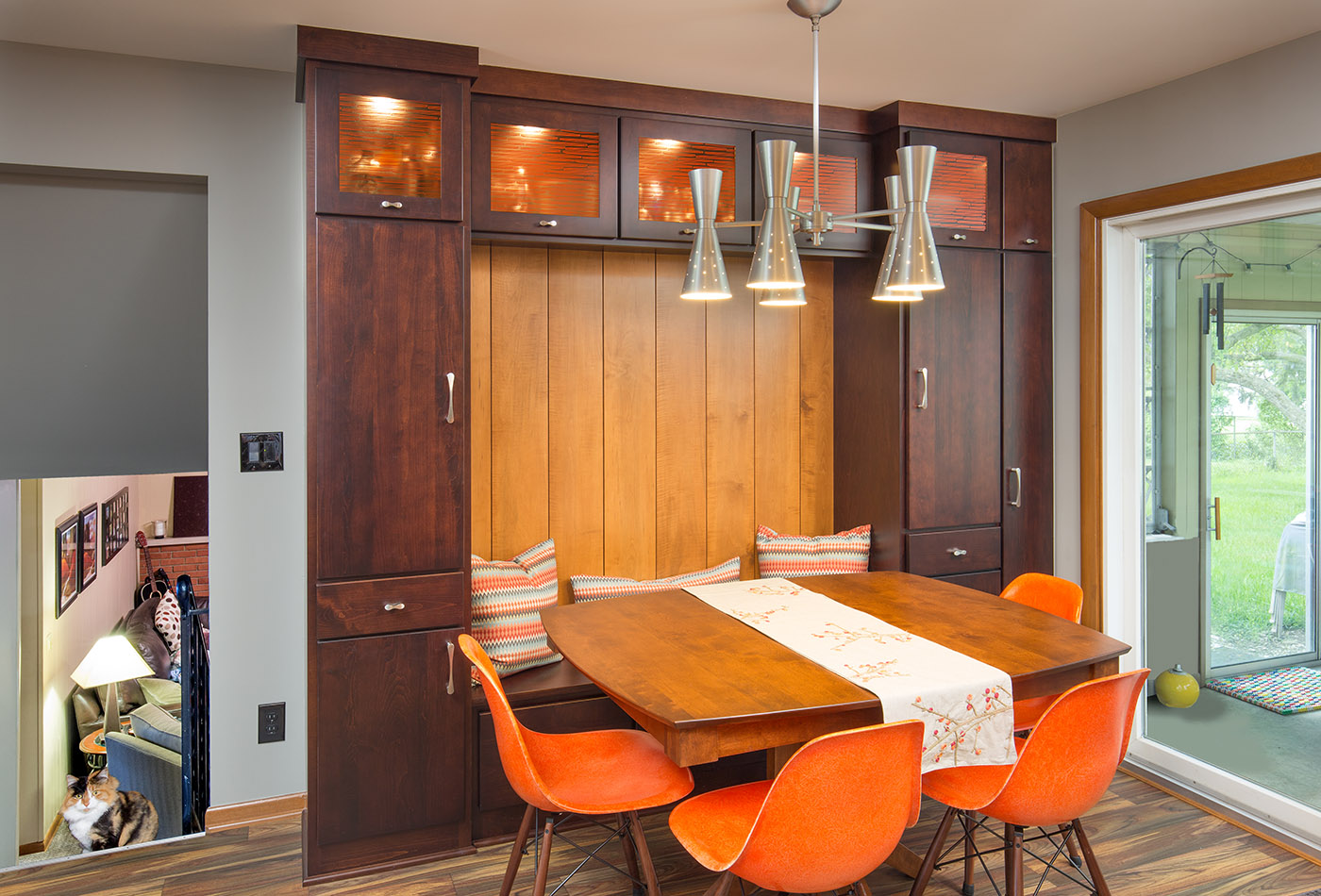 Kitchen Mid Century Modern The Cleary Company Remodel Design