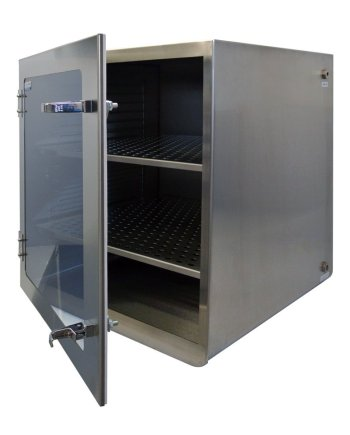 Stainless Steel Desiccator Large