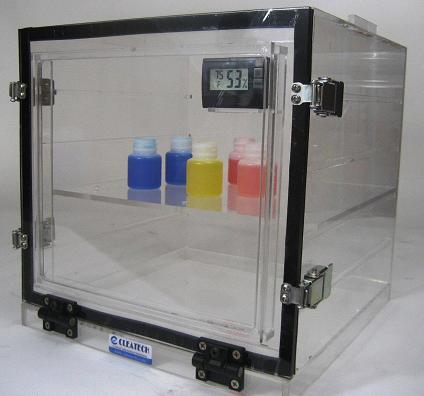 Plastic Single Chamber Desiccator Cabinets 1400 Series