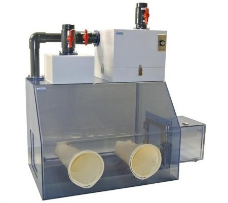 Filtration Glove Boxes 2400 Series