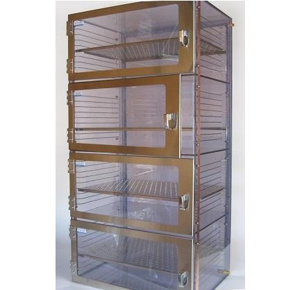 Adjustable Shelf Storage Desiccator Cabinets