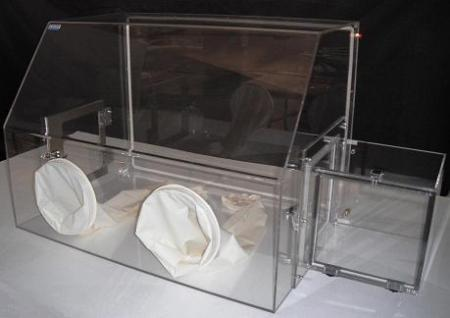Isolation Glove Boxes 2100 Series