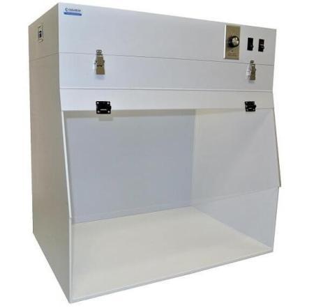 Vertical Laminar Flow Hoods - Portable Clean Bench