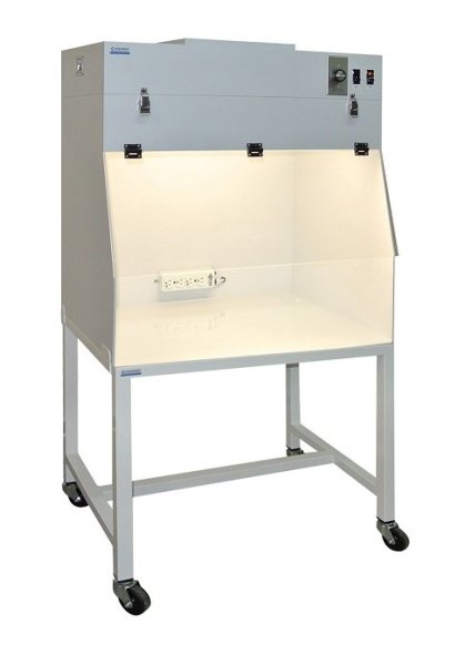 Portable Flow Hood with Stand