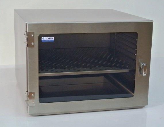 One Door Stainless Steel Desiccator Dry Storage Cabinet