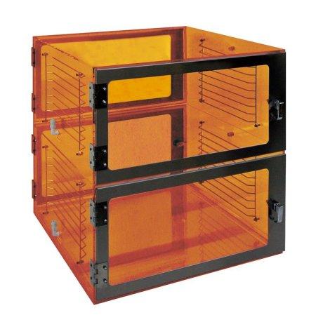 Two door Pass-through-Amber-24x24x24