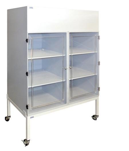 Vertical Laminar Airflow Storage Cabinets