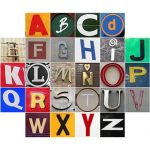 Alphabet-5