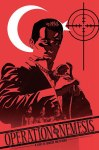 OPERATION NEMESIS, a graphic narrative by Josh Baylock reviewed by Jesse Allen
