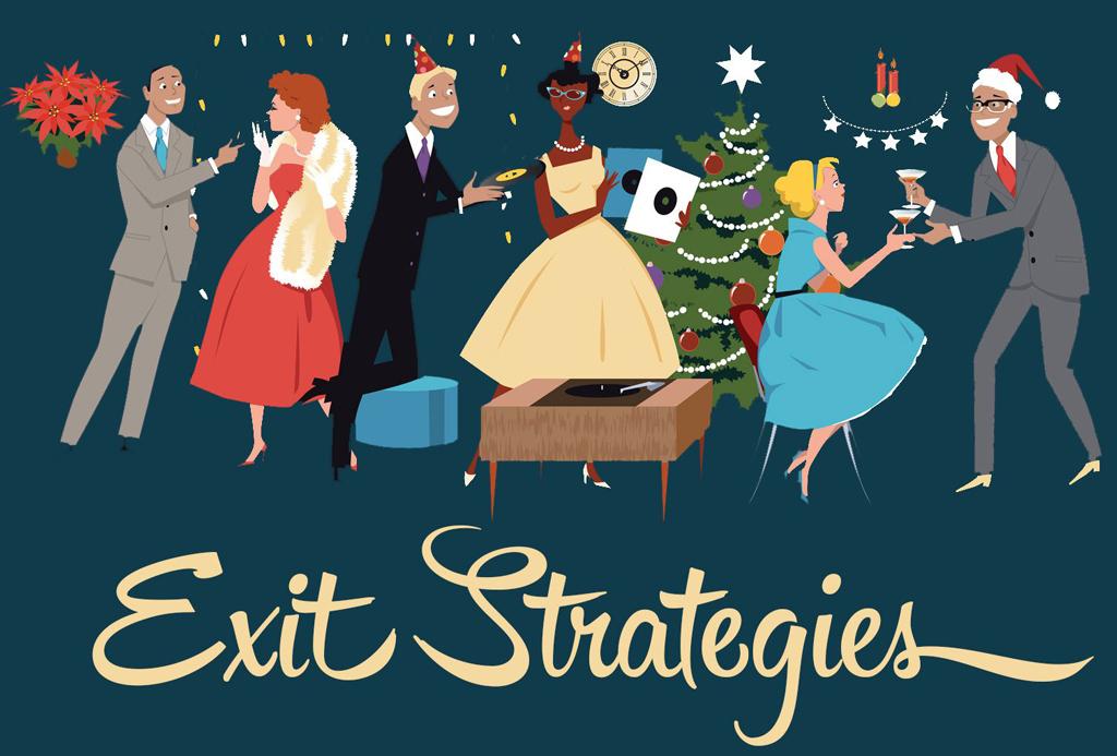 EXIT STRATEGIES by Lise Funderburg's Id as told to Lise Funderburg