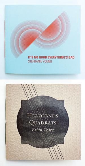 Two Poetry Chapbooks from Doublecross Press reviewed by Rachael Guynn Wilson
