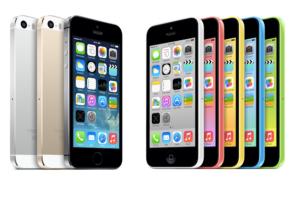 iPhone 5c et 5S compatible 4G