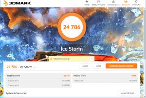 3D Mark Icestorm