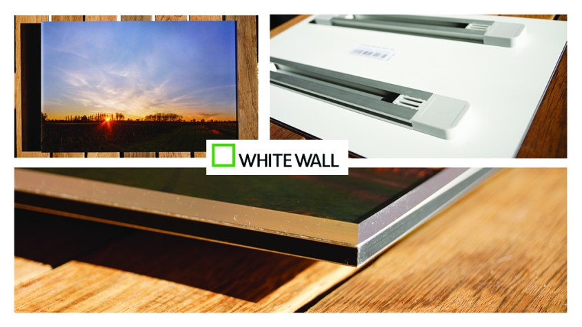 Couverture White Wall