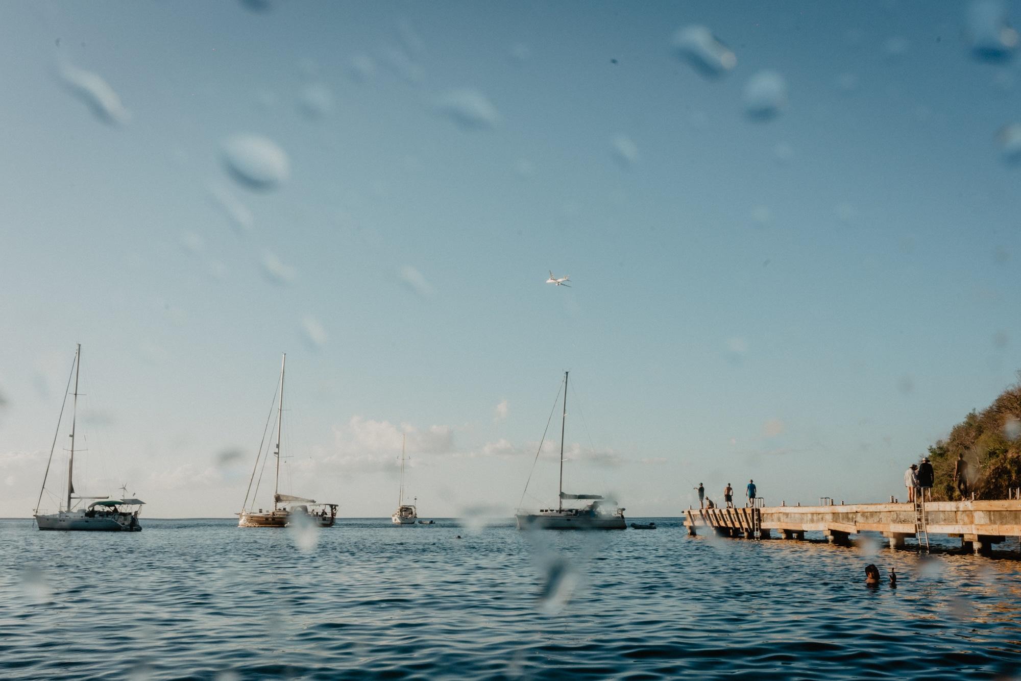Photo sous marine, Anse Noire, Martinique
