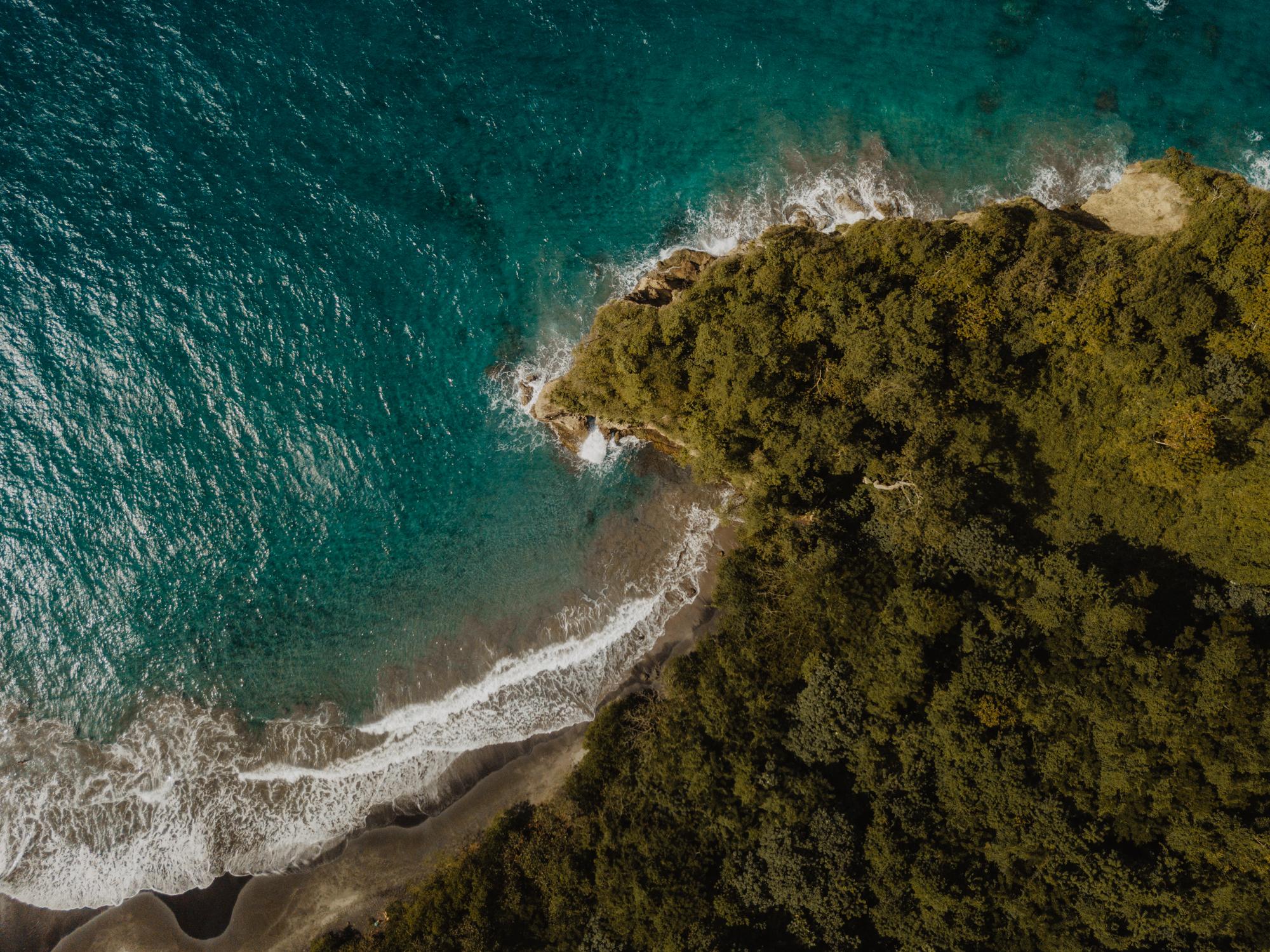 Anse Lévrier, Martinique