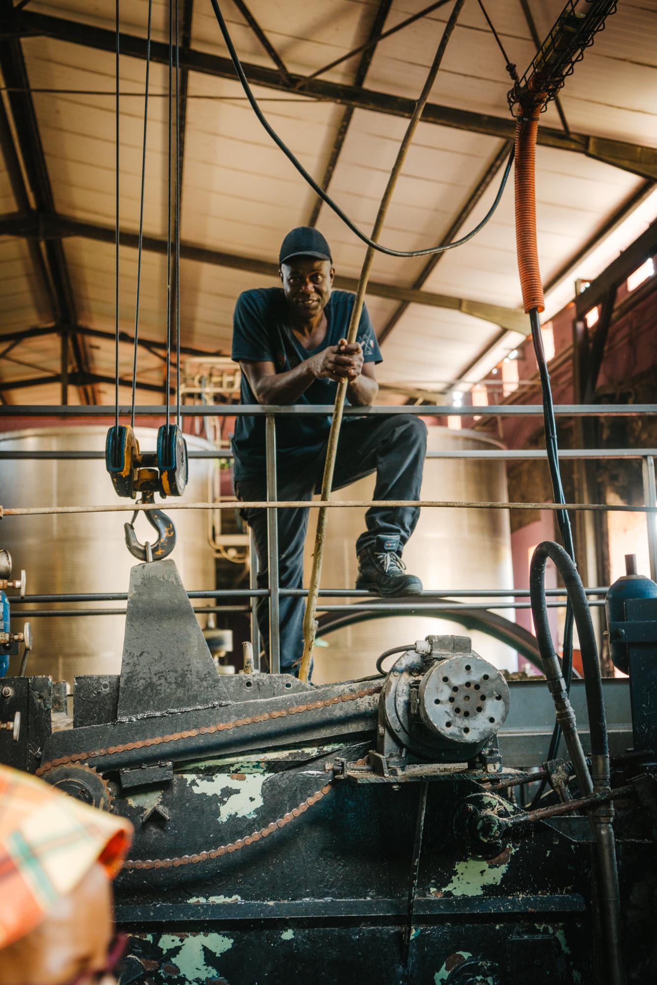 Distillerie Neisson, Martinique