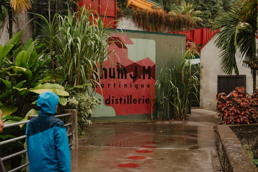 Distillerie JM, Martinique