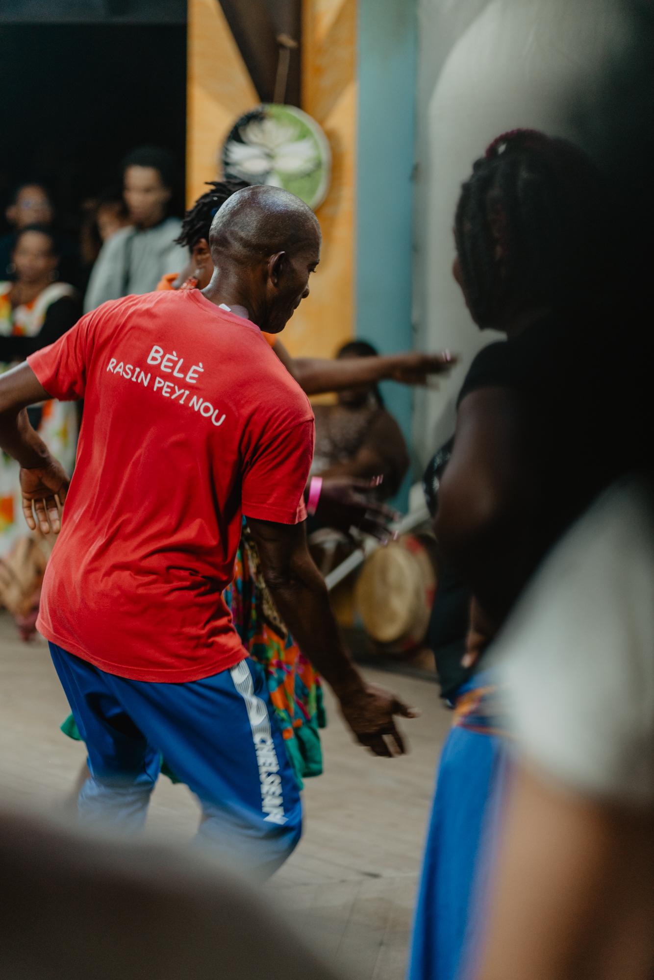 Bèlè à Sainte Marie, Martinique