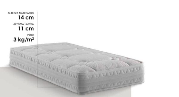 un materasso cuco dorelan