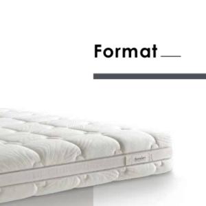 un materasso dorelan format