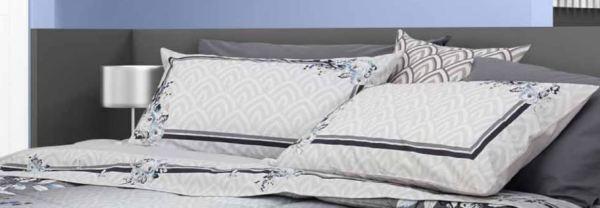 un lenzuolo matrimoniale ravel casa anversa cotone stampato