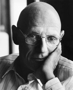 Paul-Michel Foucault (Poitiers, 15 ottobre 1926 – Parigi, 2 giugno 1984)