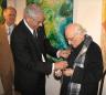 Il conferimento del primo Bidone d'Oro a Gerardo Marotta