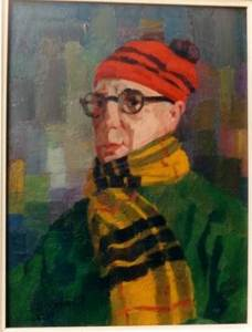 Ettore Sannino, Autoritratto