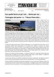 thumbnail of W Il ponte di Genova