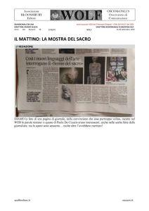 thumbnail of W eventi IL COMMENTO DEL MATTINO ALLA MOSTRA DEL SACRO