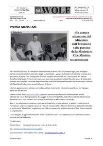 thumbnail of W redazione amica sofia premio mario lodi