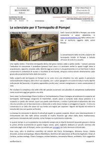 thumbnail of W DE SANTIS Le scienziate del Termopolio