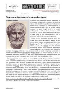thumbnail of W GIANDOLFI toponomastica