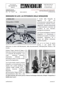 thumbnail of W eventi LISTA Premio Fotografico 2