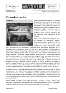 thumbnail of GF L'educazione estetica