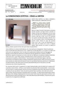 thumbnail of GF GILY Conoscenza estetica
