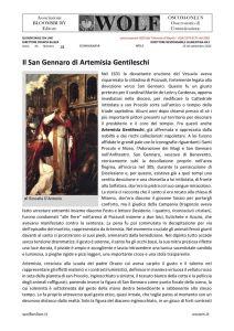 thumbnail of Il San Gennaro di Artemisia Gentileschi