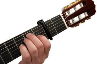 simplifier chanson guitare