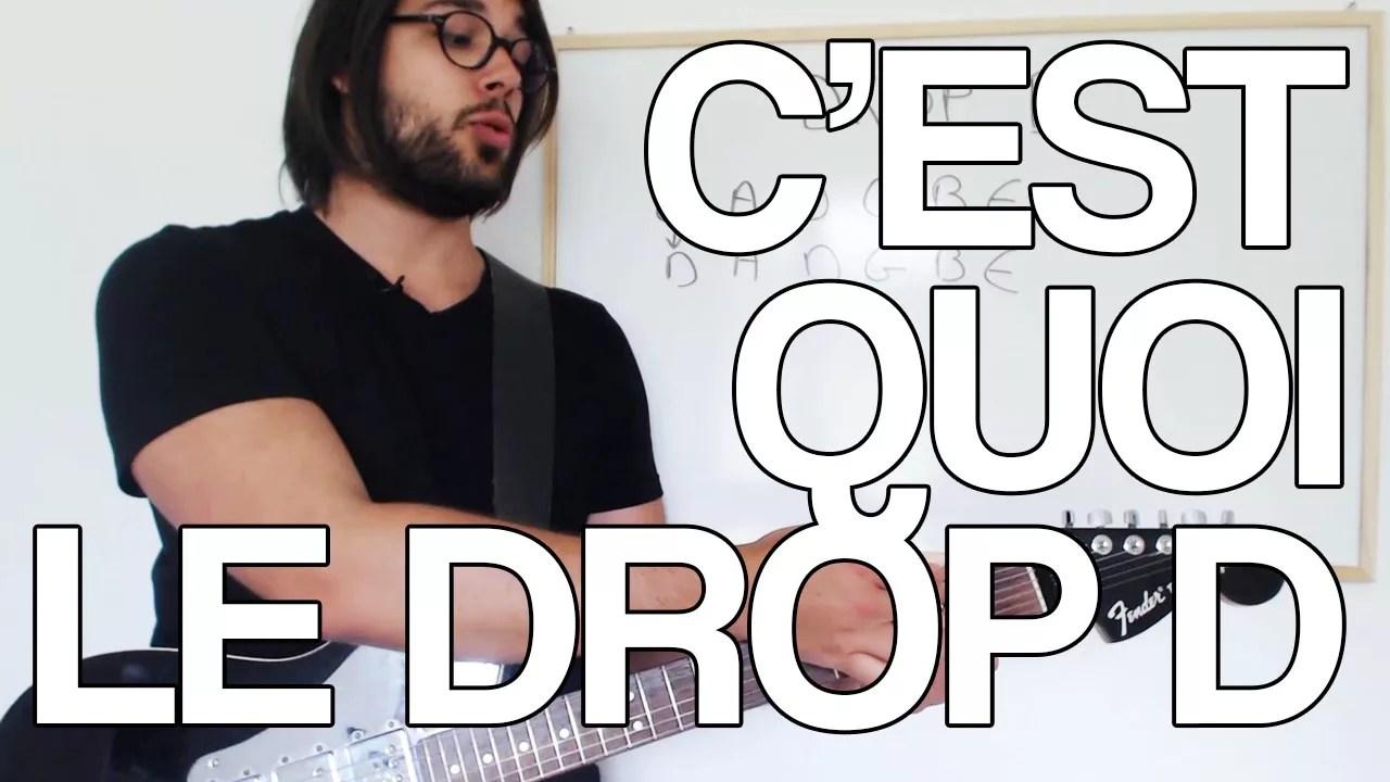 LE DROP D C'EST QUOI
