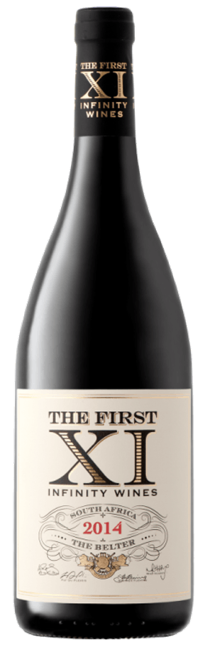 """Infinity Wines –  The First XI """"The Belter"""""""